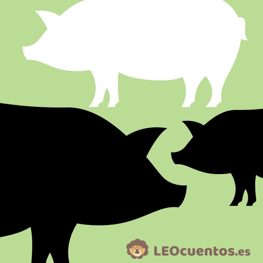 11. Los tres cerditos. LEOcuentos.es (José David Pérez)