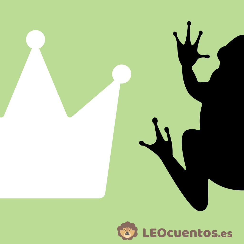 17. El príncipe rana. LEOcuentos.es (José David Pérez)